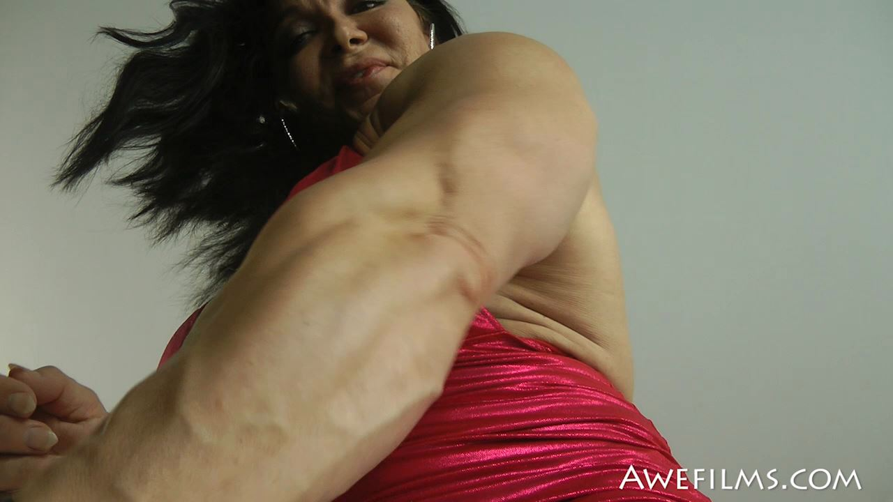 JANA LINKE-SIPPL In Scene: Mass Muscle Flex Part 2 - AWEFILMS - HD/720p/MP4