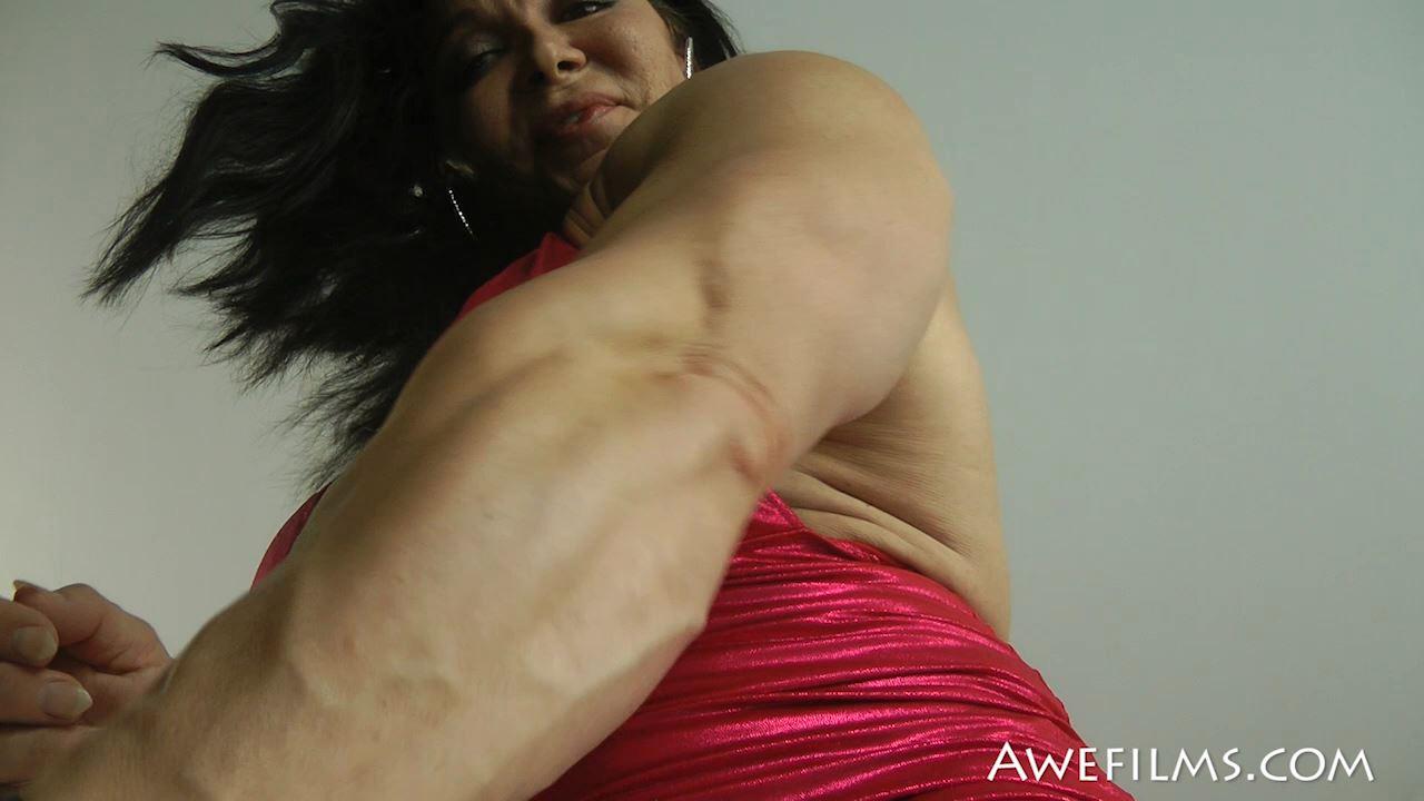 JANA LINKE-SIPPL In Scene: Mass Muscle Flex Part 2 - AWEFILMS - HD/720p/MP4