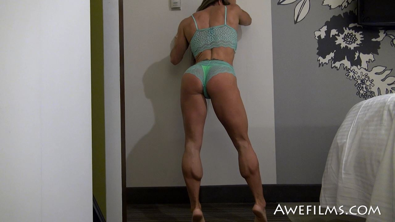 MARIA GARCIA In Scene: Flex And Tease Part 1 - AWEFILMS - HD/720p/MP4