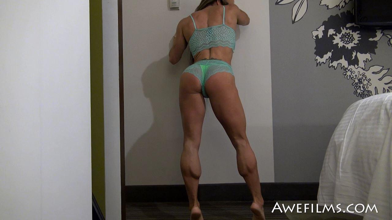 MARIA GARCIA In Scene: Flex And Tease Part 1 - AWEFILMS - HD/720p/MP4