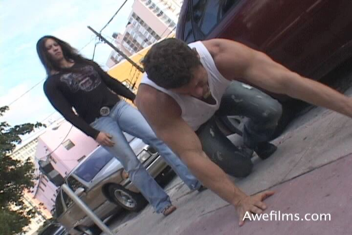 Angie Salvagno In Scene: The Impaler Part 2 - AWEFILMS - SD/480p/MP4