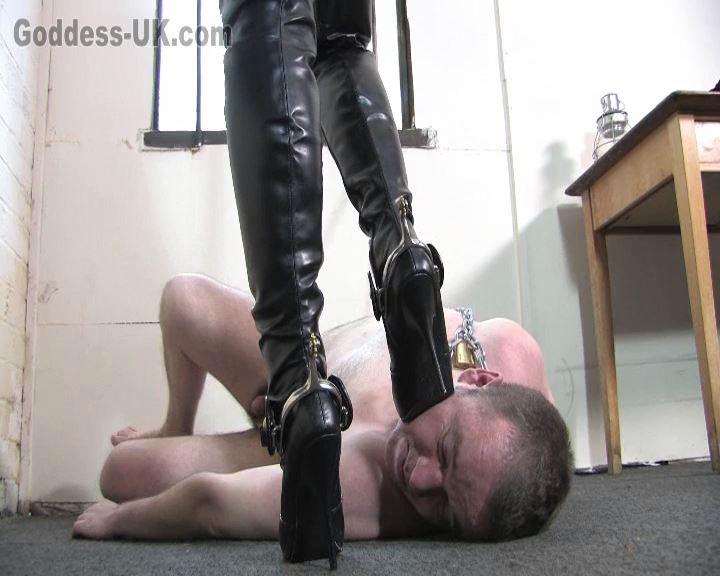 Mistress Ashleigh Embers In Scene: Belted And Booted Part 3 - THEBRITISHINSTITUTION - SD/576p/MP4
