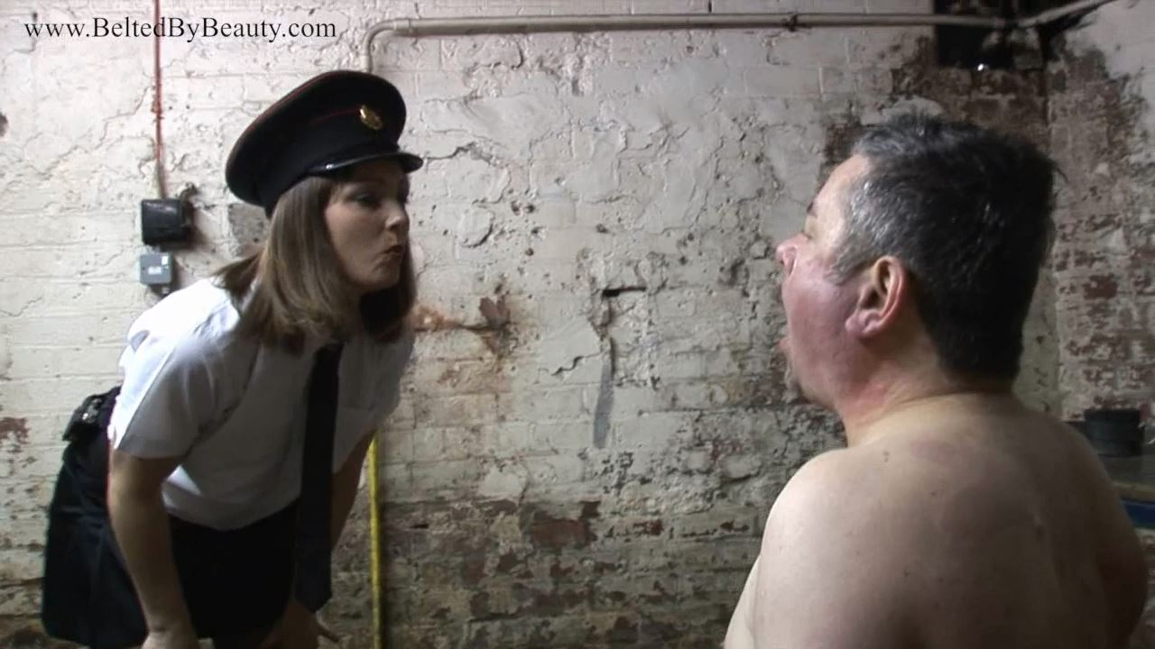 Mistress Jo In Scene: How Clean Is Your Cell Part 3 - THEBRITISHINSTITUTION - HD/720p/MP4