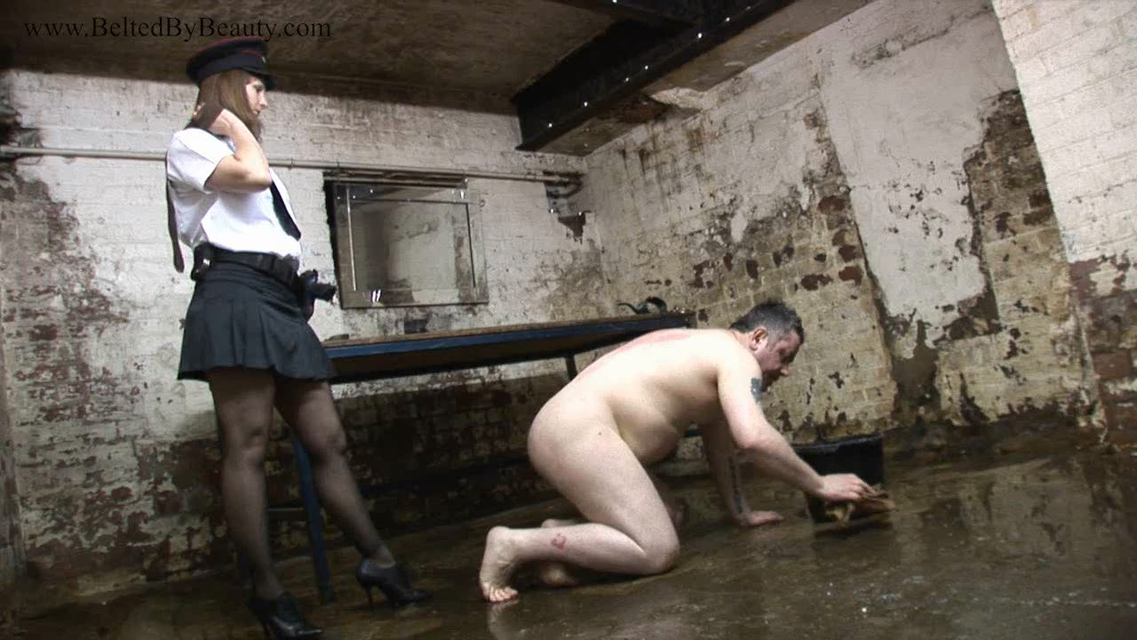 Mistress Jo In Scene: How Clean Is Your Cell Part 1 - THEBRITISHINSTITUTION - HD/720p/MP4