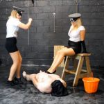 Miss Brook, Sadista In Scene: Fat Slaves Bad Day Waterboarding Part 2 – THEBRITISHINSTITUTION – HD/720p/MP4