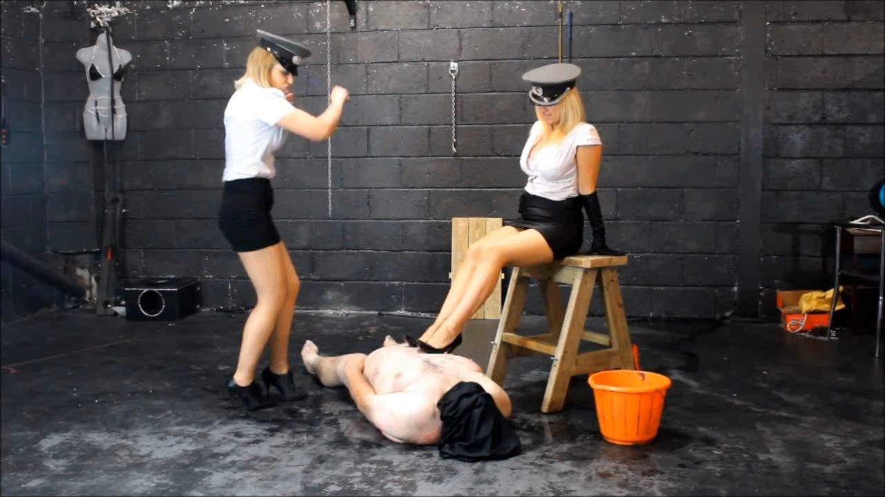 Miss Brook, Sadista In Scene: Fat Slaves Bad Day Waterboarding Part 2 - THEBRITISHINSTITUTION - HD/720p/MP4