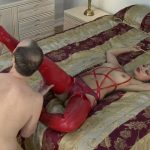 Mistress Sara Akeera In Scene: Red Hot Boot Worship – CLUBSTILETTO – HD/720p/MP4