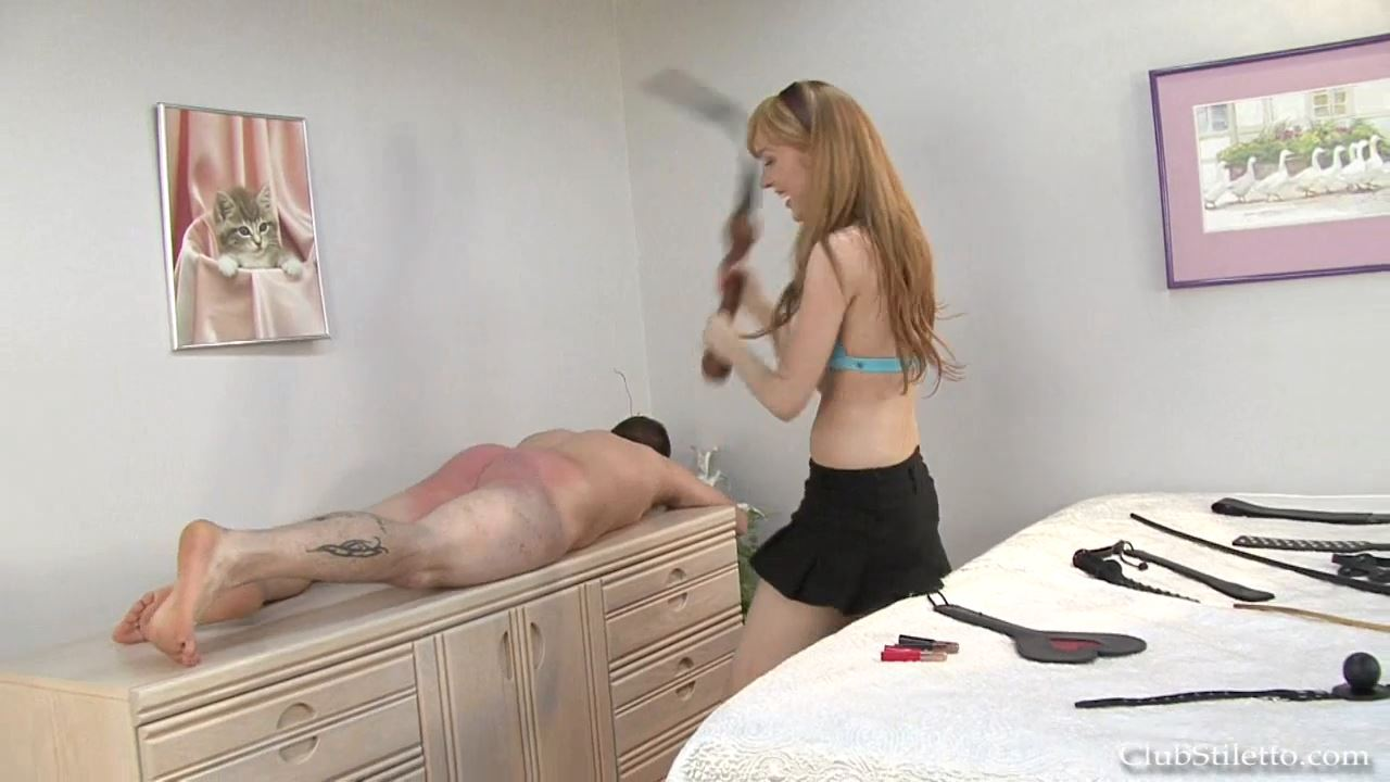 Princess Ami In Scene: Daily Beatings - CLUBSTILETTO - HD/720p/MP4