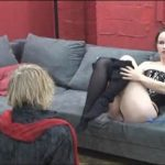 Annika Bond, Jimmy Steiner In Scene: Feet in Mouth – ERONITE-FEMDOM – LQ/360p/MP4