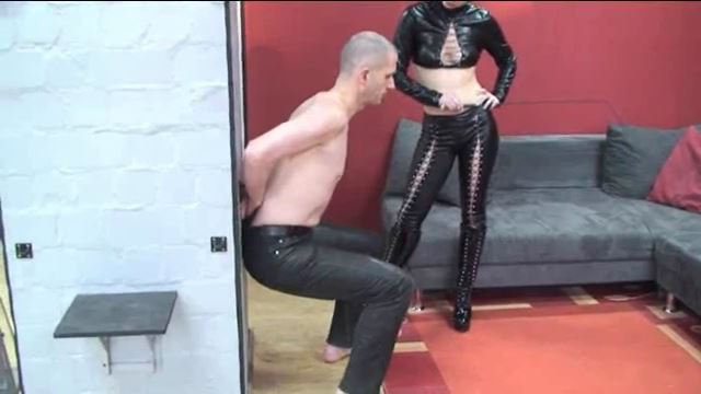 Annika Bond In Scene: The Examination - ERONITE-FEMDOM - LQ/360p/MP4