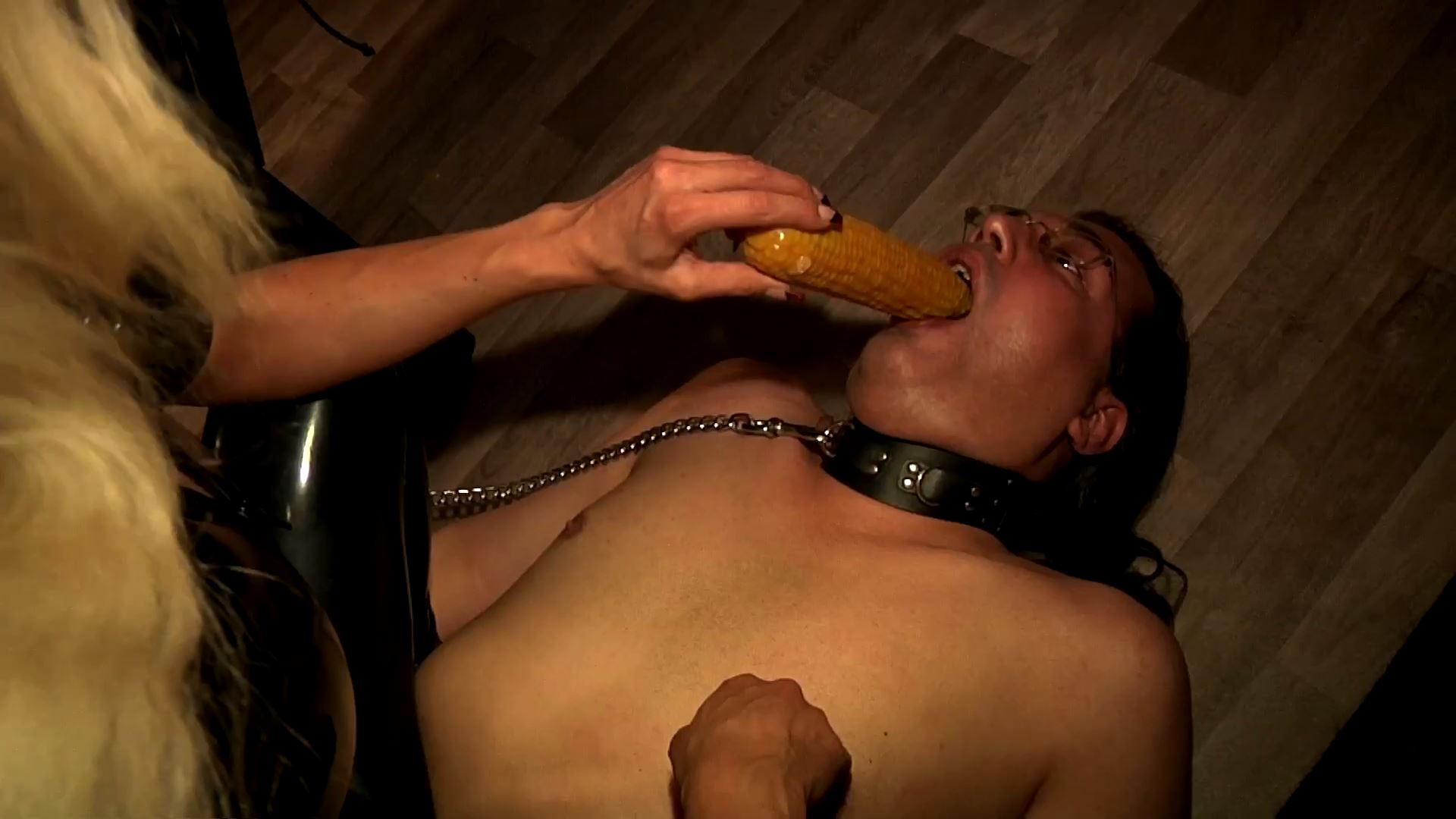 Lady Neva In Scene: Slave almost crushed - ERONITE-FEMDOM - FULL HD/1080p/MP4
