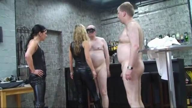 Annika Bond In Scene: Slaves are licking the boots because - ERONITE-FEMDOM - LQ/360p/MP4