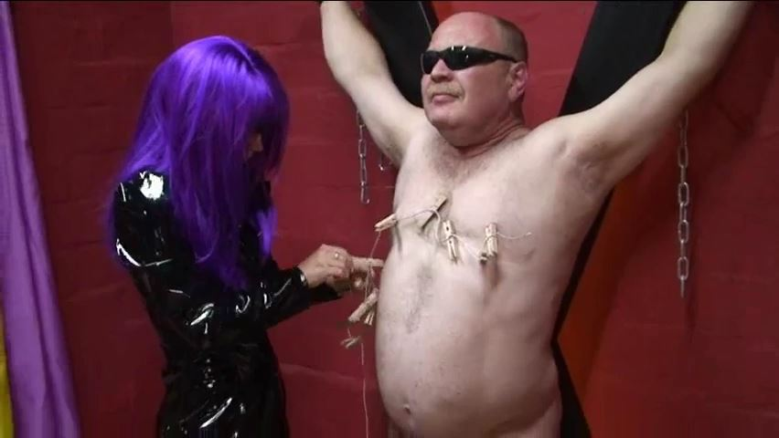 Donna Nora In Scene: Punishment of a fat slave - ERONITE-FEMDOM - SD/480p/MP4