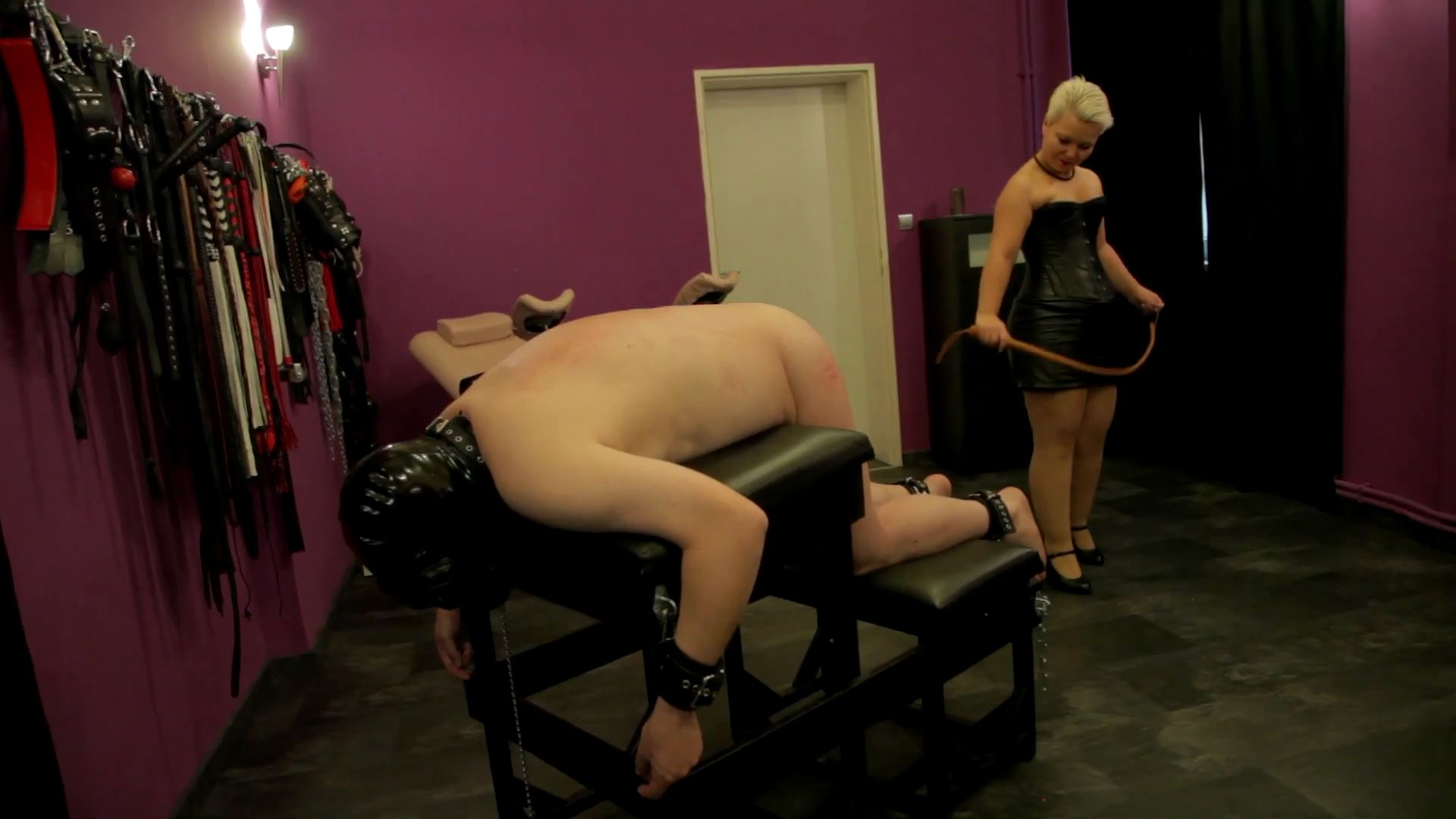 Lady Susan In Scene: Cries of a victim - ERONITE-FEMDOM - FULL HD/1080p/MP4