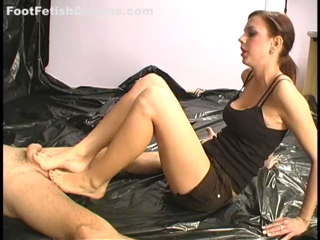 Belinda Footjob 5 - FOOTFETISHDREAMS - SD/480p/MP4