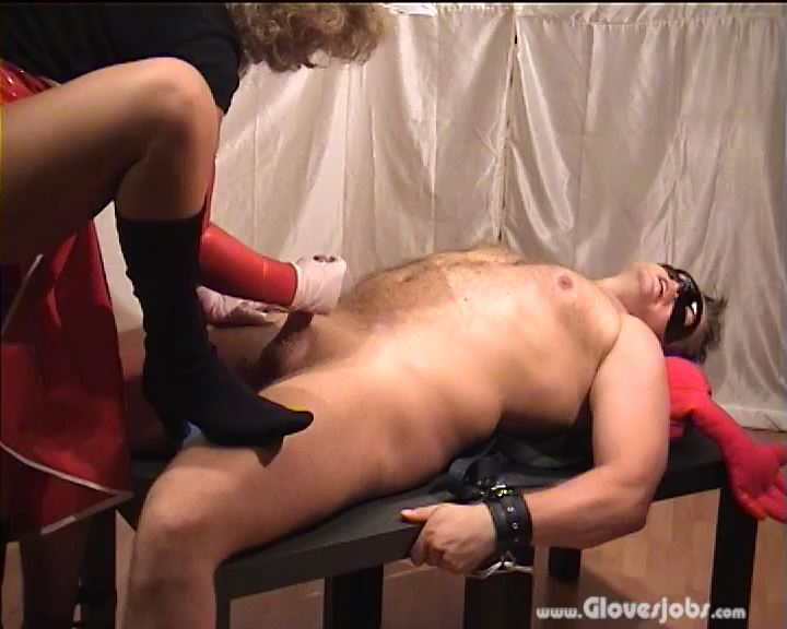 Gloved Milking Special #27 - GLOVESJOBS - SD/576p/MP4