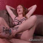 Ginger Babbi In Scene: Foot Cream – GODDESSFOOTJOBS – FULL HD/1080p/MP4