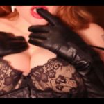 Julie Simone In Scene: Leather Gloves and Boobs – JULIESIMONE – HD/720p/MP4