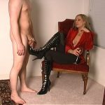 Mistress Madeline In Scene: Chastity Foot – MADELINEISWICKED – SD/480p/MP4