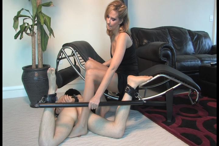 Mistress Madeline In Scene: Foot Cbt 2 - MADELINEISWICKED - SD/480p/MP4