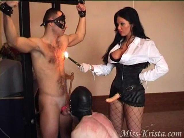 Miss Krista in femdom session 59 - MISS-KRISTA - SD/480p/MP4