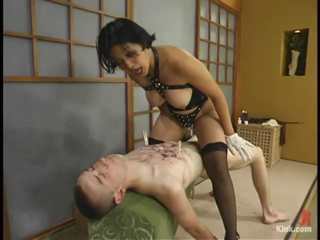 Mika Tan and Charlie Hustle - MENINPAIN / KINK - SD/480p/MP4