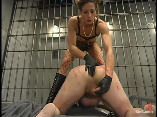 Kym Wilde and Slave - MENINPAIN / KINK - SD/480p/MP4