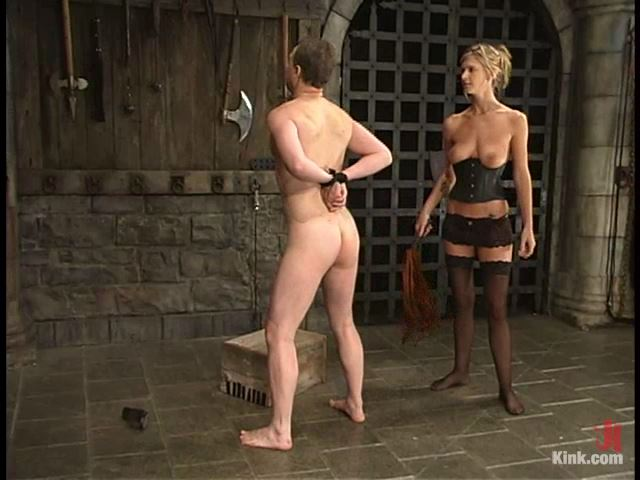 Miss Brooke and Andy Mann - MENINPAIN / KINK - SD/480p/MP4