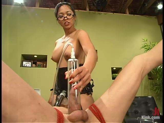 Mika Tan and Sebastian - MENINPAIN / KINK - SD/480p/MP4