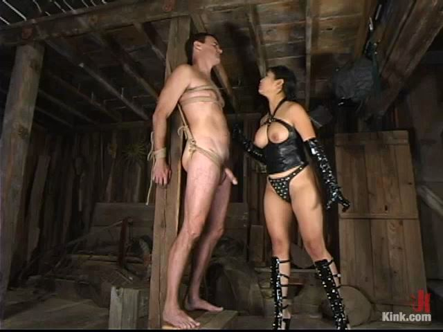 Mika Tan and Wild Bill - MENINPAIN / KINK - SD/480p/MP4