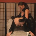 Lady Asmodena In Scene: Anal Novice 2 – STRAPON-GODDESS – HD/720p/MP4