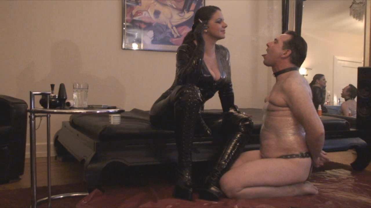 Lady Asmodena In Scene: Strapon Humiliation 2 - STRAPON-GODDESS - HD/720p/MP4