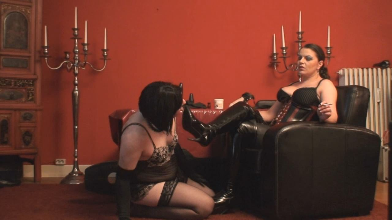 Lady Asmodena In Scene: Coco - STRAPON-GODDESS - HD/720p/MP4