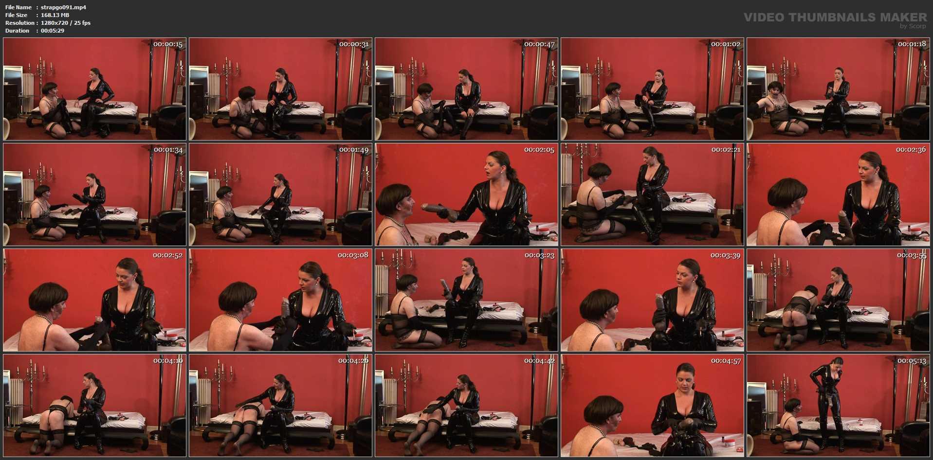 Lady Asmodena In Scene: Rosetta - STRAPON-GODDESS - HD/720p/MP4