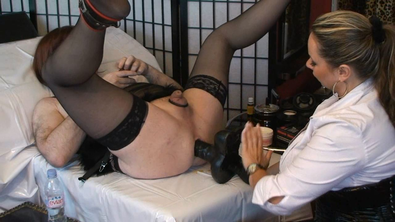Lady Asmodena In Scene: Dildo Olympics 7 - STRAPON-GODDESS - HD/720p/MP4