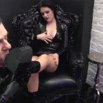 Mistress Blackdiamoond In Scene: boot licking – CLIPS4SALE / BLACKDIAMOOND – FULL HD/1080p/MP4