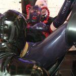 Mistress Blackdiamoond In Scene: Rubber De Luna gets licked Part 2 – CLIPS4SALE / BLACKDIAMOOND – FULL HD/1080p/MP4