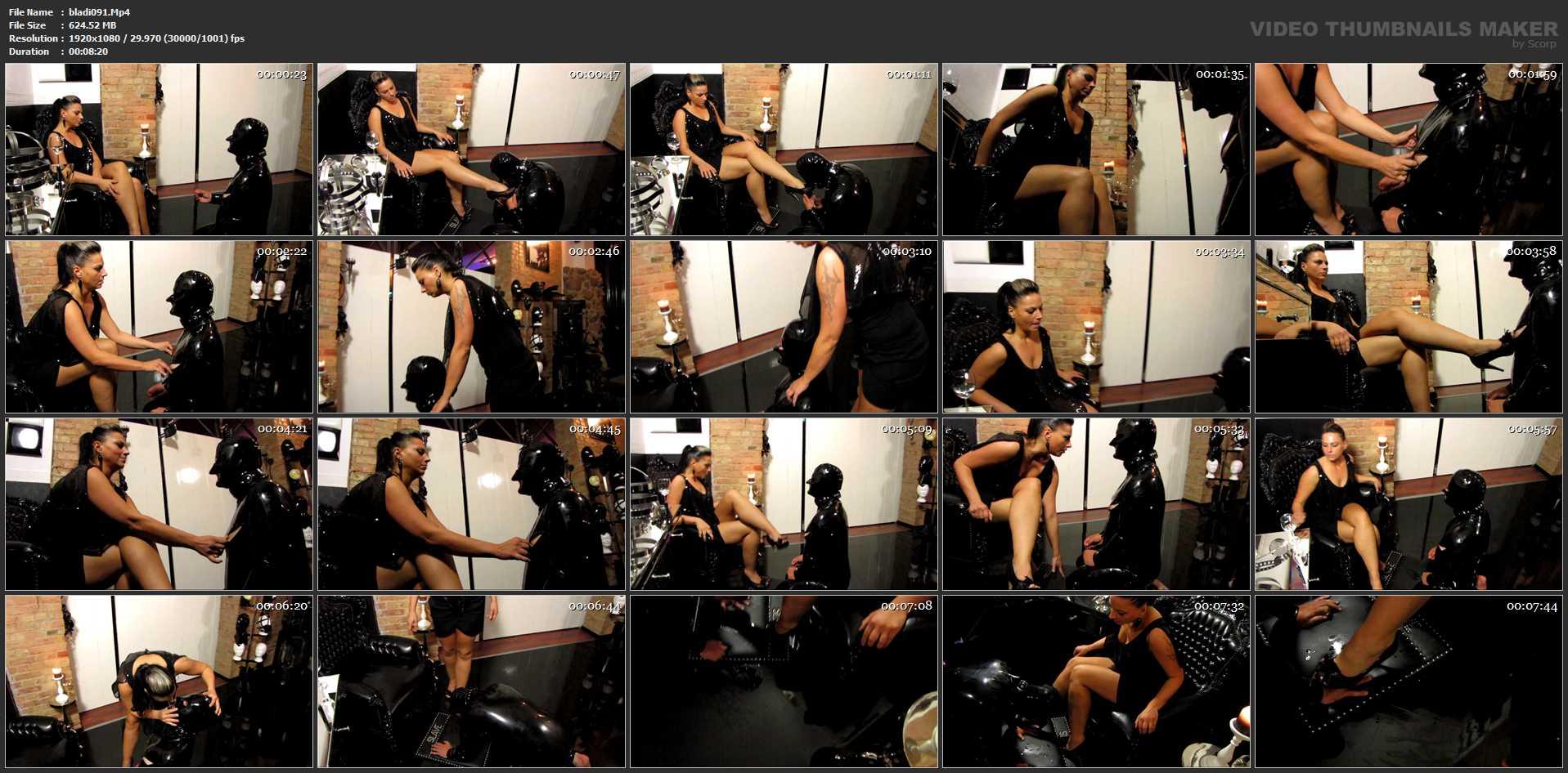 Mistress Blackdiamoond In Scene: Sexy high heels worship - CLIPS4SALE / BLACKDIAMOOND - FULL HD/1080p/MP4
