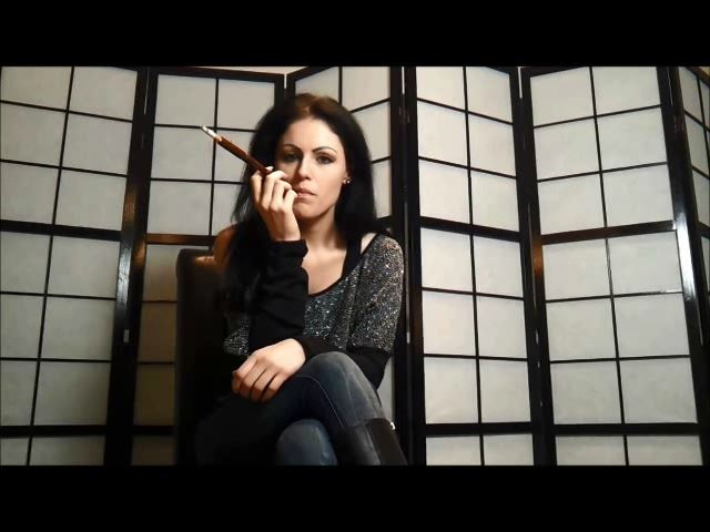 Mistress Blackdiamoond In Scene: Smoke Pov - CLIPS4SALE / BLACKDIAMOOND - SD/480p/MP4