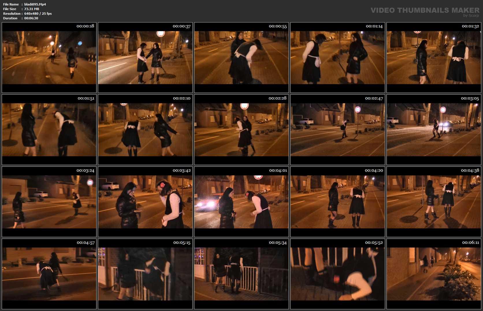 Mistress Blackdiamoond In Scene: Streets stroked - CLIPS4SALE / BLACKDIAMOOND - SD/480p/MP4