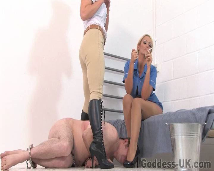 Lucy Zara, Mistress Ashleigh Embers In Scene: The Research facility Part 3 - THEBRITISHINSTITUTION - SD/576p/MP4
