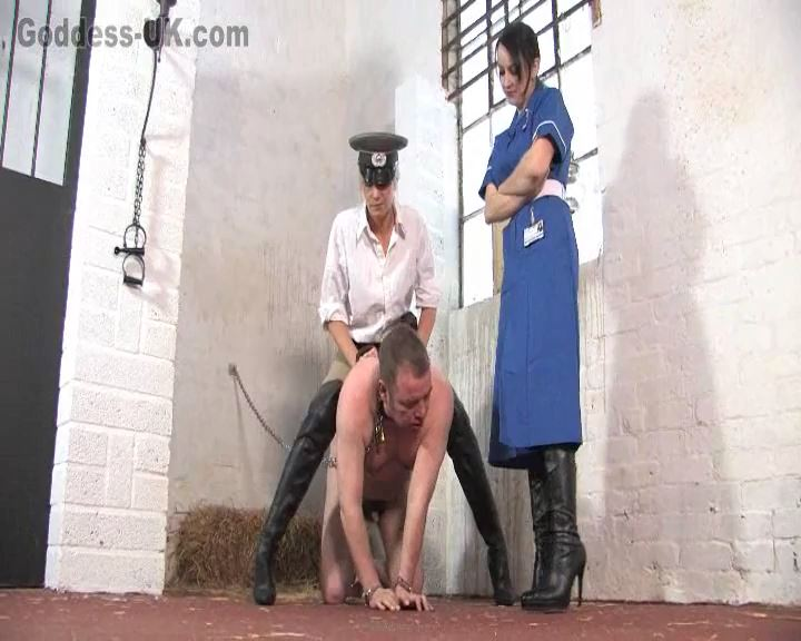 Miss Jessica In Scene: The Visit Part 3 - THEBRITISHINSTITUTION - SD/576p/MP4