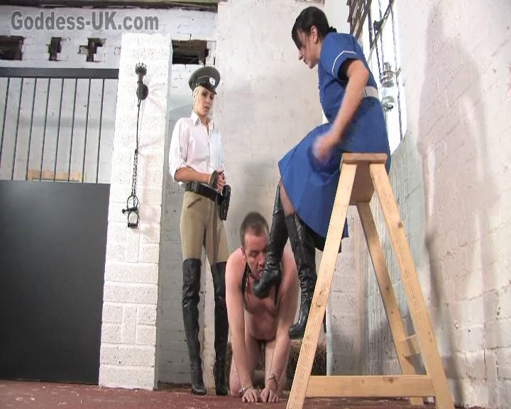 Miss Jessica In Scene: The Visit Part 1 - THEBRITISHINSTITUTION - SD/576p/MP4