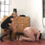 Mistress Ashleigh Embers In Scene: Civvies In The Boot Room Part 2 – THEBRITISHINSTITUTION – HD/720p/MP4