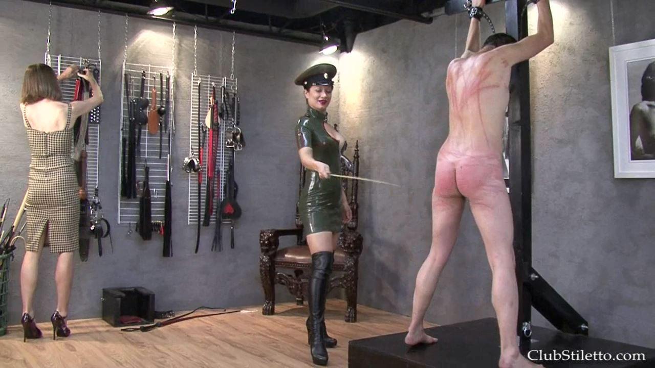 Mistress Bijou Steal, Mistress Jasmine In Scene: Hard Interrogation - CLUBSTILETTO - HD/720p/MP4