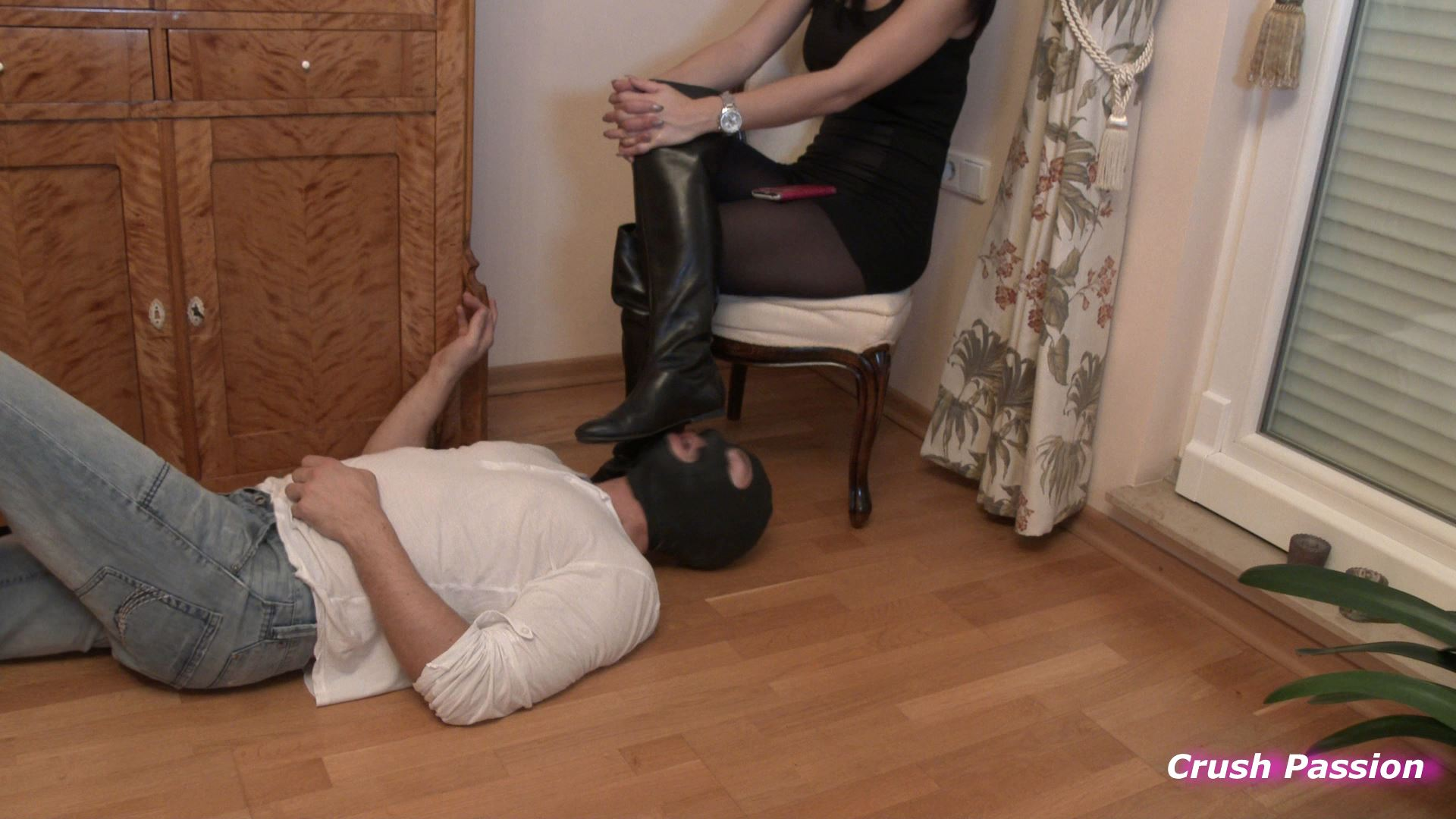 Mistress Chanel In Scene: Your Daily Job - CLIPS4SALE / CRUSH PASSION - FULL HD/1080p/MP4