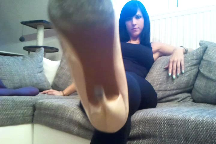 Mistress Chanel In Scene: Jerk Off On My Kommando - CLIPS4SALE / CRUSH PASSION - SD/480p/MP4