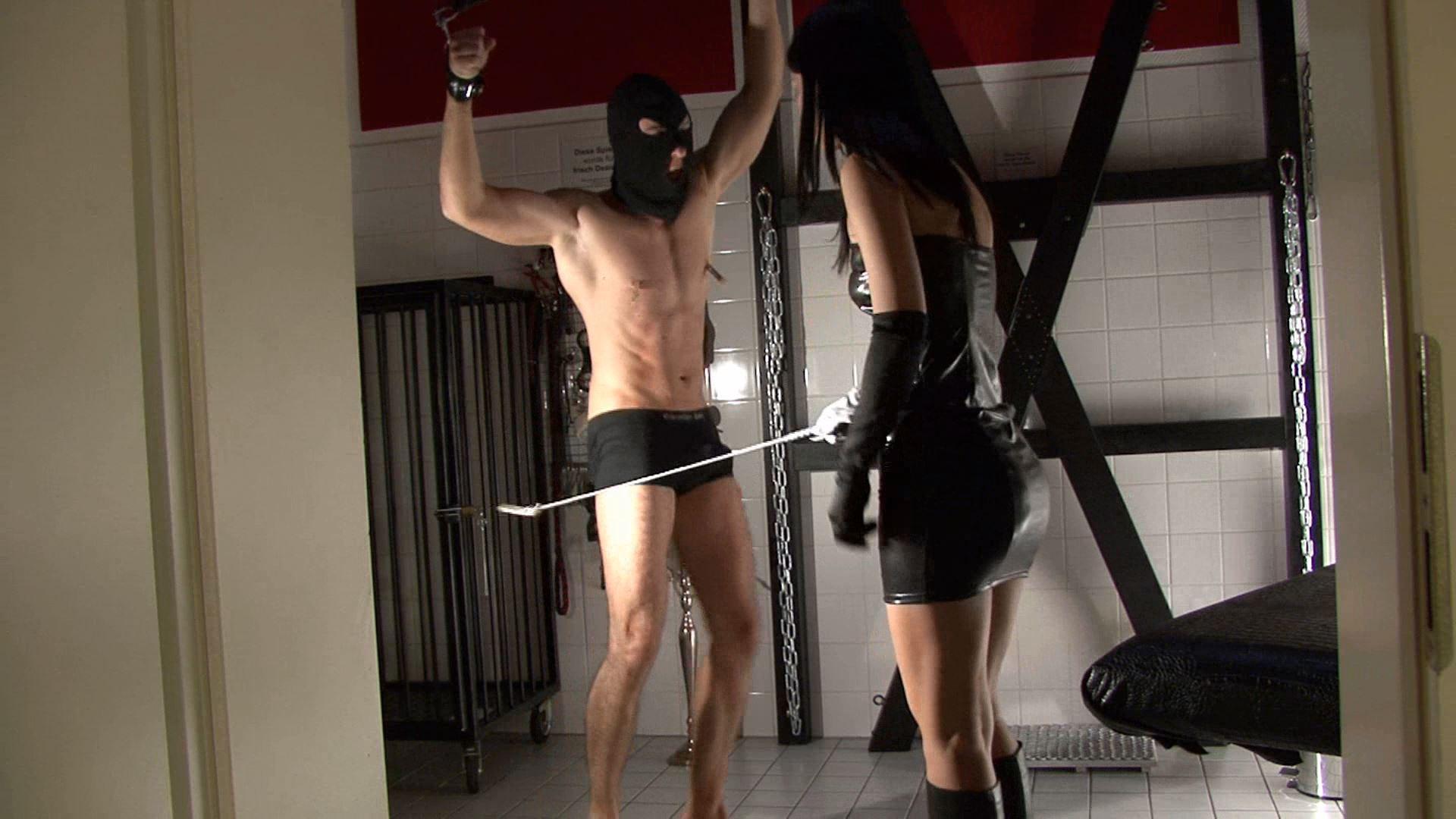 Mistress Chanel In Scene: Suffer Slave - CLIPS4SALE / CRUSH PASSION - FULL HD/1080p/MP4