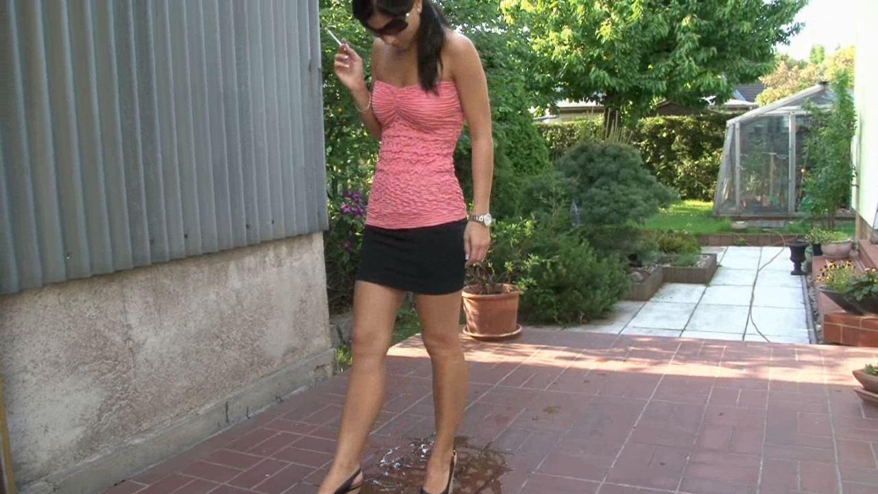 Mistress Chanel In Scene: Slippery Floor - CLIPS4SALE / CRUSH PASSION - HD/720p/MP4