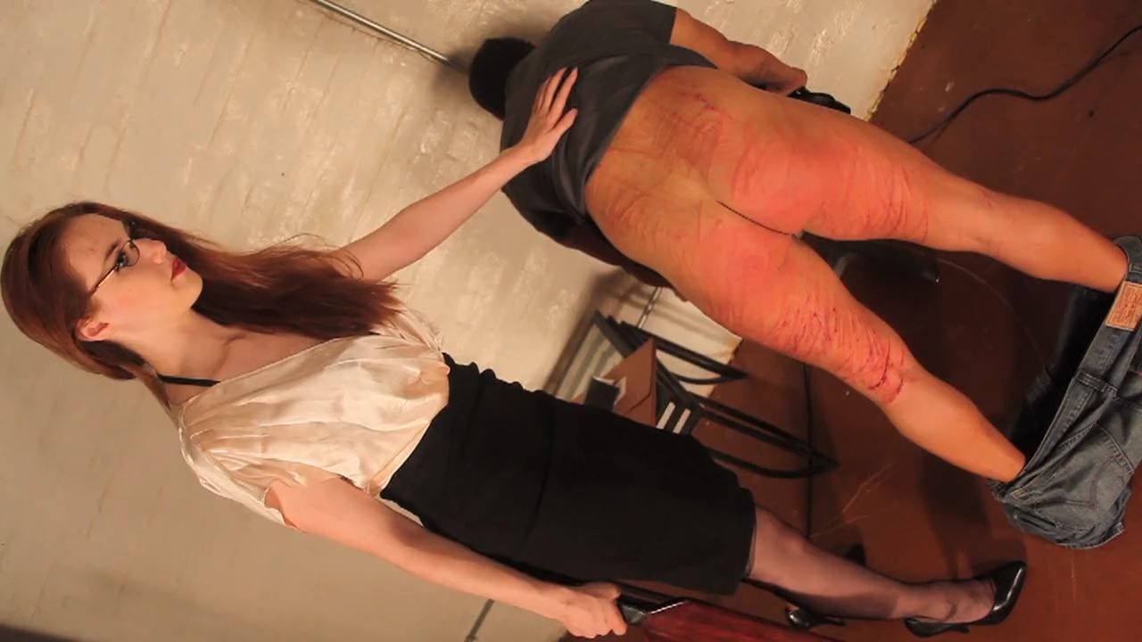 Mistress Shea In Scene: Spanked By Your Teacher - DEADLYDOMMES - HD/720p/MP4